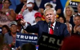 Bầu cử Mỹ: Trump thua xa Clinton về huy động tiền