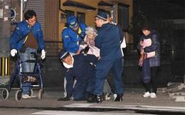 Động đất mạnh ở Nhật Bản, hàng trăm người thương vong