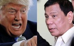 """Tổng thống Philippines thách Donald Trump """"đấm nhau"""""""