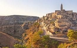 Chiêm ngưỡng thành phố hang động lâu đời nhất thế giới