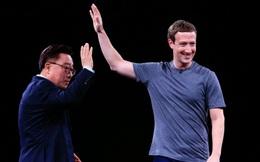 Đằng sau bức hình như phim Ma Trận của Mark Zuckerberg: Cái bắt tay giữa Facebook và Samsung