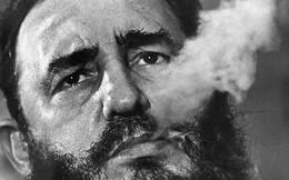 """Những bức ảnh """"huyền thoại"""" trong cuộc đời hoạt động của Lãnh tụ Fidel Castro"""