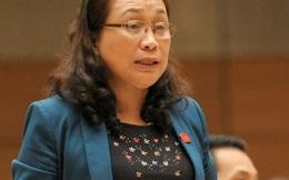 Lần đầu tiên Trung ương giới thiệu một nữ đại biểu làm Chủ tịch Quốc hội