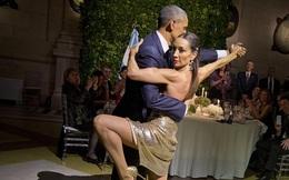 Video: Tổng thống Mỹ nhảy Tango ở Argentina