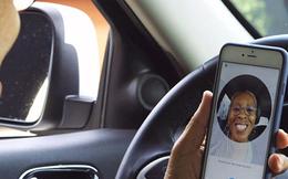 Uber bắt tài xế chụp ảnh selfie mới cho đón khách