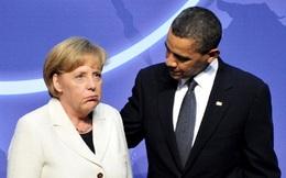 Tổng thống Obama có lẽ phải an ủi bà Merkel sau thông tin này