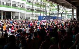 Đồng Nai: 17.000 công nhân Cty Pouchen Việt Nam ngừng việc tập thể