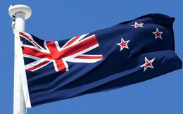 New Zealand tiêu tốn 17 triệu USD chỉ để giữ lại quốc kỳ cũ