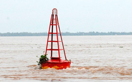 Tổng cục Thủy lợi: Nước đã về đến ĐBSCL