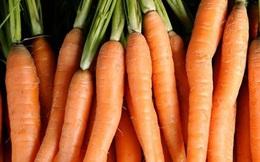 Bị bắt vì tình nghi tích trữ 300 tấn cà rốt