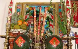 Bí ẩn bàn thờ tổ tiên ngày tết của người Sài Gòn