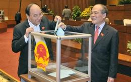 Quốc hội bầu 16 chức danh, phê chuẩn 21 chức danh