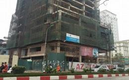 """Cận cảnh dự án AZ Lâm Viên nghìn tỷ tiếp tục """"ngủ đông"""""""