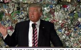 """Bài phát biểu được ví với """"rác rưởi"""" của ông Trump đang khiến cộng đồng mạng dậy sóng"""