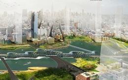 Hãy xem cách quy hoạch đô thị để sống chung với úng ngập không thể tin nổi của người Mỹ