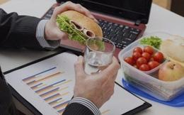 Bí quyết ăn uống khoa học tốt cho sức khỏe dù bạn có bận rộn đến mấy