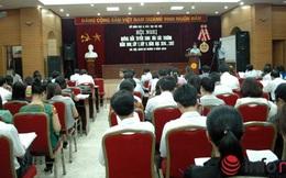 Hà Nội: Tuyệt đối không tổ chức thi tuyển vào lớp 1, lớp 6