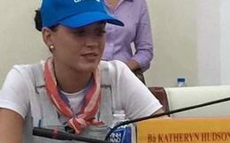 Ca sĩ Katy Perry đang ở Việt Nam làm từ thiện