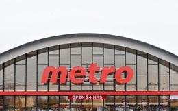 """Cuộc thoái trào của """"ông lớn"""" Metro ở các thị trường tiềm năng"""