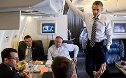 Hé lộ chi phí đi lại các chuyến công du nước ngoài của Obama