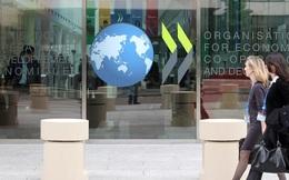 """OECD cảnh báo nguy cơ thế giới sa vào """"bẫy tăng trưởng thấp"""""""