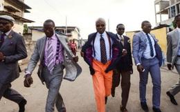"""Tín đồ thời trang ở Congo: """"Có tiền sẽ mua một đôi giày thay vì mua đất đểở"""""""