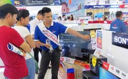 """Người Việt vẫn làm chủ """"cuộc chơi"""" tại điện máy Trần Anh"""