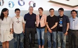Apple đang tìm mọi cách để tránh bị thụt lùi tại Trung Quốc