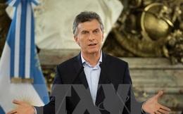 """Tổng thống Argentina bị điều tra trong vụ """"Hồ sơ Panama"""""""