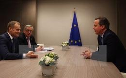 Liên minh châu Âu đã nhất trí về thỏa thuận giữ Anh ở lại