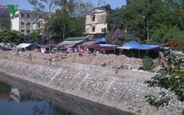 Dự án thoát nước chậm tiến độ, dân Hà Nội tiếp tục sống trong ngập úng