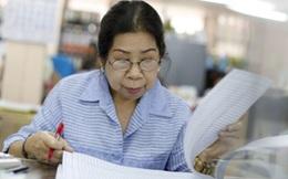 Xu hướng thuê lao động cao tuổi ở Thái Lan