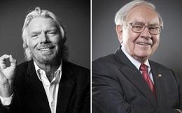 Đây là chìa khóa thành công của Branson và Buffett