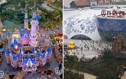 Cận cảnh cuộc chiến Disneyland - Wanda City ở Trung Quốc