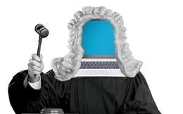 """Robot """"lấn sân"""" luật sư"""