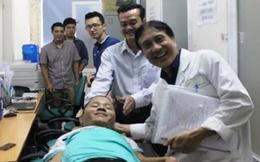 Trường hợp đầu tiên tại Việt Nam tình nguyện hiến đầu cho y học