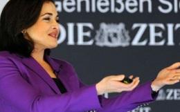 COO Facebook hiến 31 triệu USD làm từ thiện