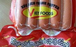 100% xúc xích Vietfoods chứa chất gây ung thư