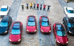 Một công ty Trung Quốc chi hơn 4 triệu USD mua ô tô làm quà tết cho nhân viên