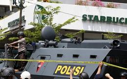Hoảng sợ sau vụ khủng bố, Starbucks vội vã đóng toàn bộ cửa hàng tại Jakarta