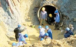 Dự án nước sông Đà 2: Chưa ký hợp đồng với nhà thầu Trung Quốc