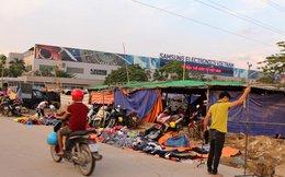 Công nhân, nông dân bán rau, hoa quả, chủ nhà trọ quanh nhà máy Samsung Bắc Ninh khốn khổ vì sự cố Note 7 phát nổ