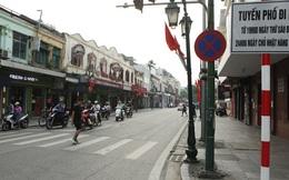 Hà Nội chỉnh trang đô thị tuyến phố Tràng Tiền - Tràng Thi - Điện Biên Phủ