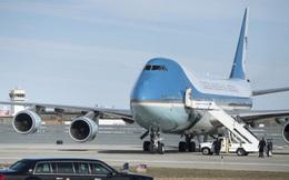 """Hé lộ """"Nhà Trắng bay"""" sắp tới Việt Nam của ông Obama"""