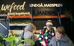 Siêu thị chuyên bán thực phẩm hết đát đầu tiên trên thế giới