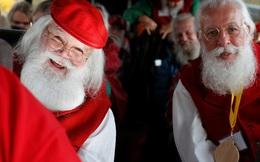 Bên trong trường đào tạo ông già Noel trước mùa Giáng sinh