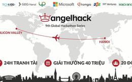 Cuộc thi sáng tạo phần mềm Angelhack Hanoi Hackathon 2016 và cơ hội vươn tới Thung Lũng Silicon
