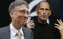 Cùng là thiên tài, cùng sáng lập công ty tỷ đô, tại sao Bill Gates thành người giàu nhất thế giới còn Steve Jobs thì không?