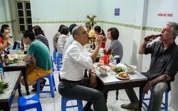 Tổng thống Obama đã giúp Bia Hà Nội thoát khỏi một bàn thua trông thấy?