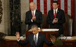58 phút 40 giây và những tuyên bố 'bất hủ' của ông Obama